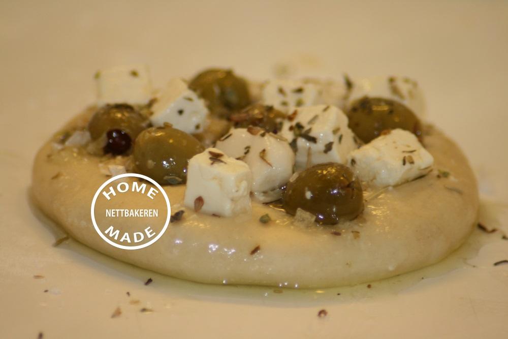 Foccaia med krydder