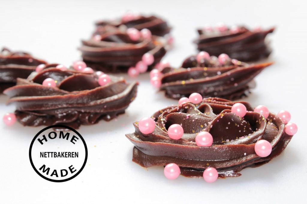 Sjokoladerose 3