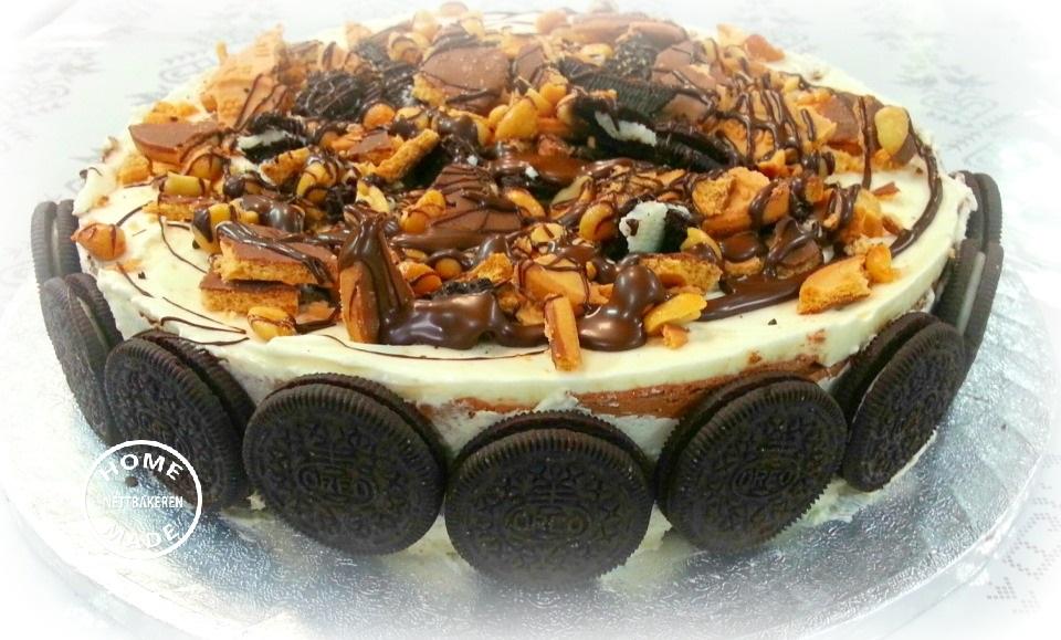 Oreo kake 1
