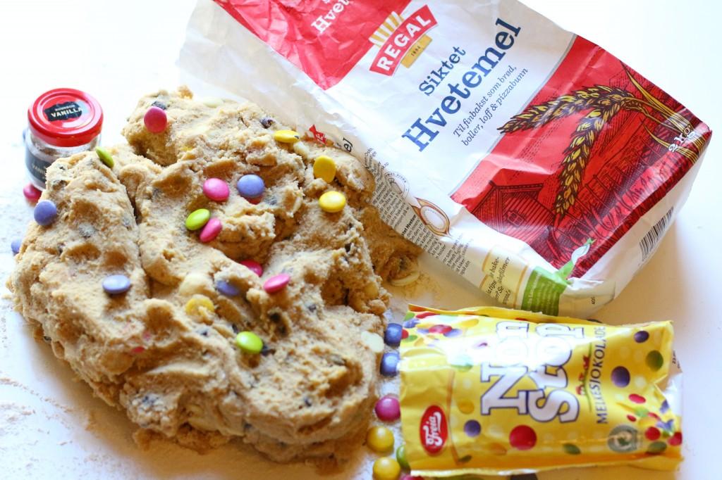 Cookies og sotesaker okt 013